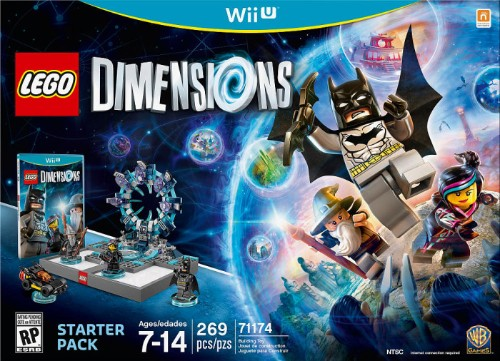 Lego Dimensions Video Game Brings Lego Toys To Life