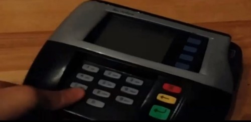 New Card Skimmer Attaches To A Real POS Card Reader Like A Nasty Succubus