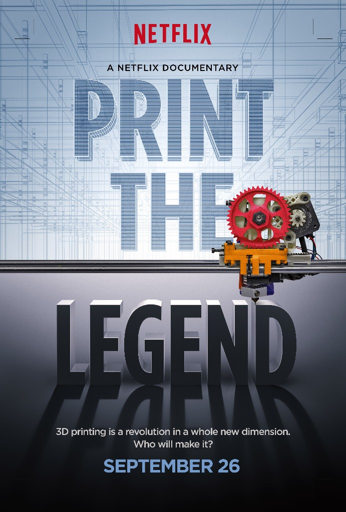 3D Printing / Additive Manufacturing - Magazine cover