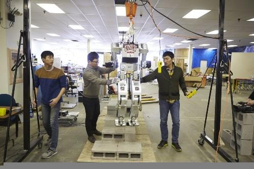 South Korean Team KAIST Wins DARPA Robotics Challenge With Bipedal Wunderdroid