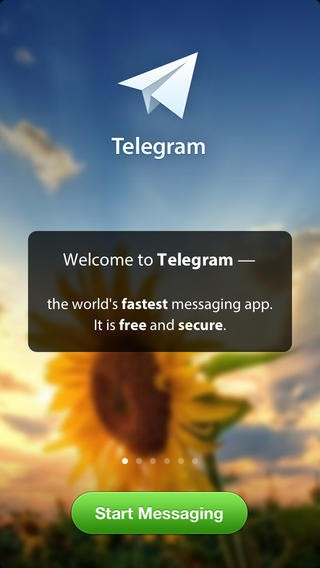 Meet Telegram, A Secure Messaging App From The Founders Of VK, Russia's Largest Social Network