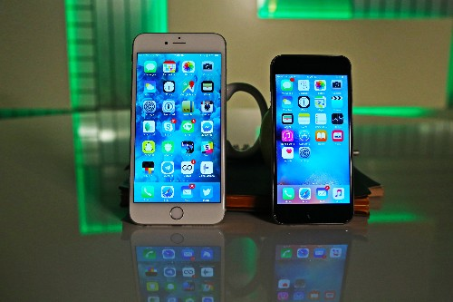 Review: Apple's iPhone 6s And 6s Plus Go 'Tick'
