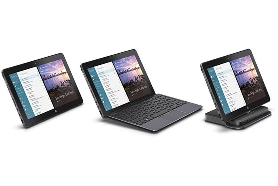 Intel's fanless Core M chip is powering a Surface Pro-style Dell tablet