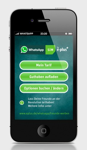 WhatsApp Becomes An MVNO, Sells €10 SIM In Germany With Free WhatsApp Use Included