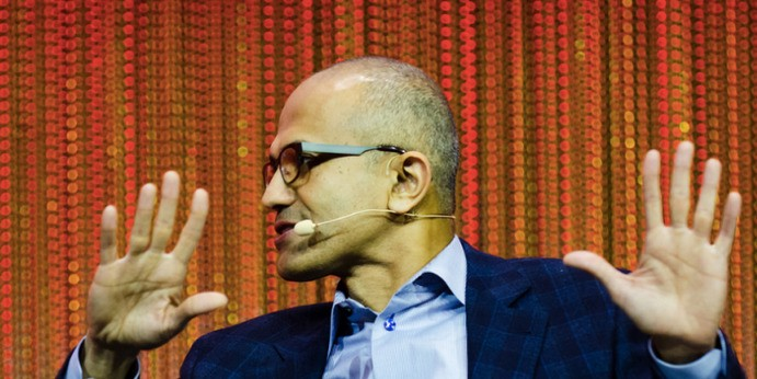 Inside Satya Nadella's CEO Comp Package From Microsoft