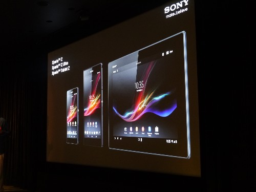 Sony Supersizes Its Xperia Smartphone Line With 6.4″ Full HD Xperia Z Ultra Phablet