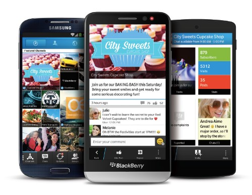 BBM Update Adds Voice Calls, Channels, Dropbox And Location Sharing For iOS And Android Users