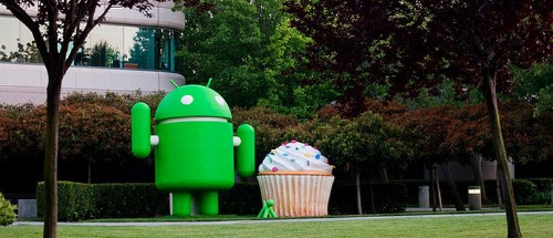 Android's Rise To Platform Dominance In One Graph