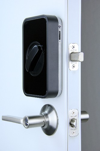 As The Lockitron Nears Shipping, Apigy Partners With Schlage And Details Building Gadgets On IOUs