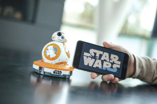 Bring Home Your Own Star Wars BB-8 Droid, Thanks To Sphero