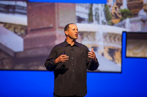 Microsoft's Chief Evangelist Steven Guggenheimer On Touch, The Desktop And The Future Of Imagine Cup