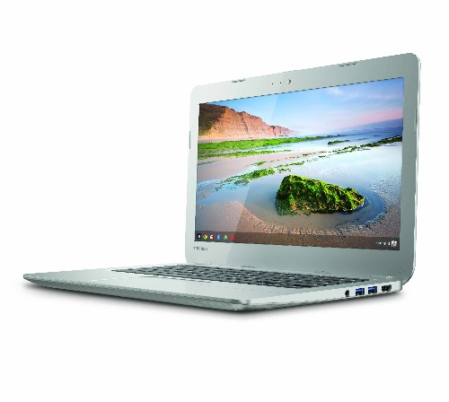 Toshiba Unveils 13″ Chromebook For $279, Available February 16