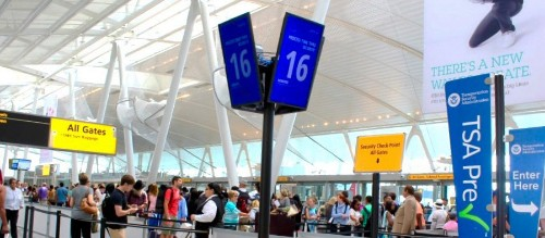 This Technology Monitors Our Cellphones To Calculate Wait Times At Airports