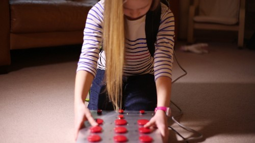 This Wearable Game For Visually Impaired Kids Aims To Help Cognitive Development