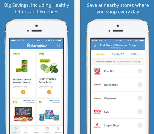 8 Apps That Save You Money On Your Groceries