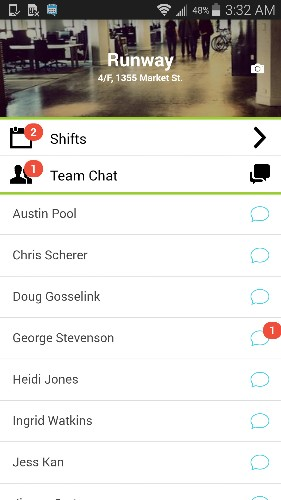 Shift Messenger Makes It Easy For Workers To Swap Hours