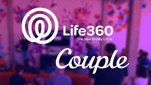 Family App Life360 Acquires Couple, A Private Messaging App For Two