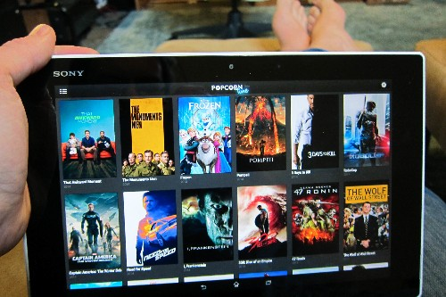 Popcorn Time Is Now On Android