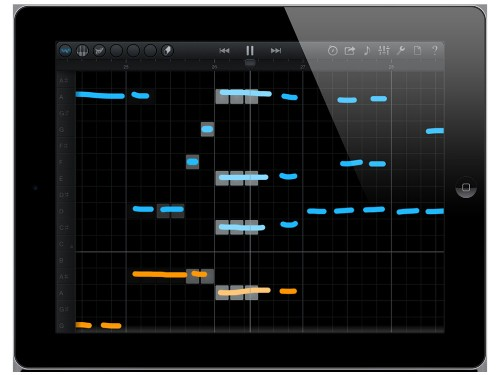 SoundBrush, An App That Lets You Draw Music, Turns The Untrained Into Musicians