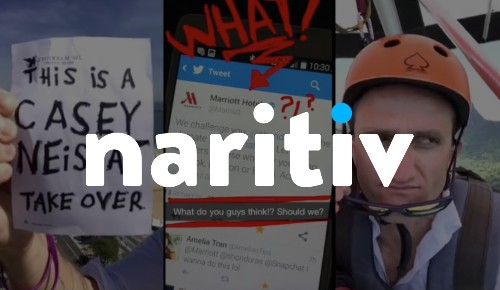 Naritiv, The Ad Network For Snapchat, Raises $3 Million Series A