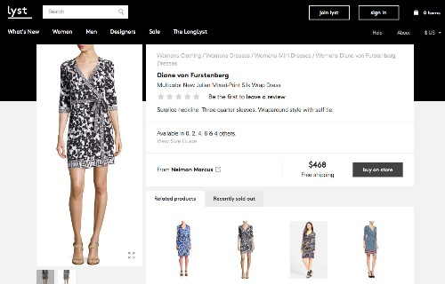 LVMH's Groupe Arnault, Accel, More Pour $40M Into Fashion Shopping Aggregator Lyst