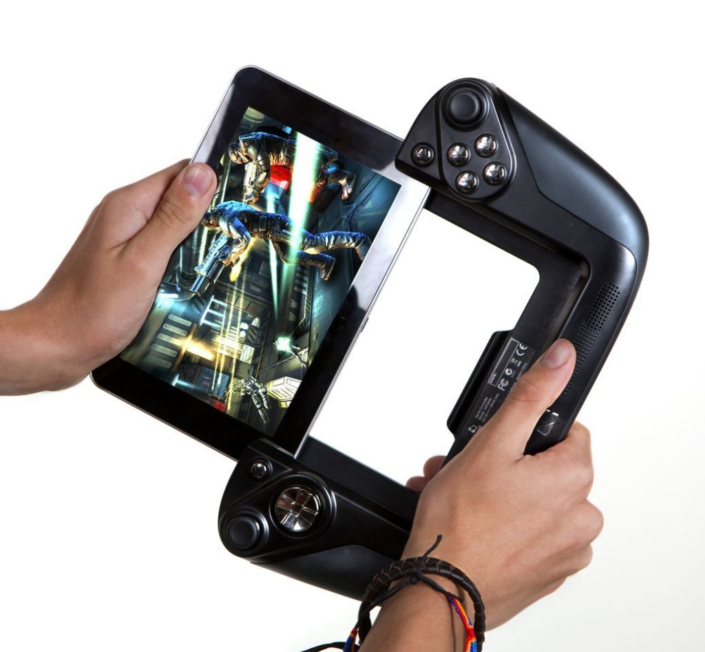 Wikipad Android Gaming Tablet - Magazine cover