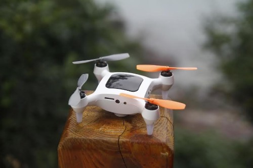 A Tiny Selfie Drone You Don't Need To Register With The FAA