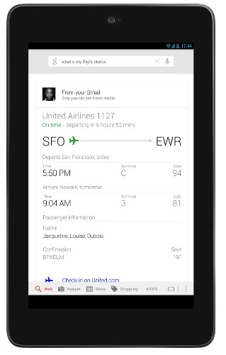 Google Search Gets More Personal, Now Lets You Find Your Flight Info, Reservations, Photos And More