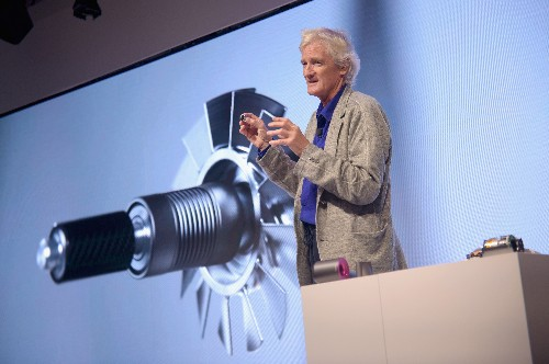 Dyson is working on an electric car set to launch by 2020