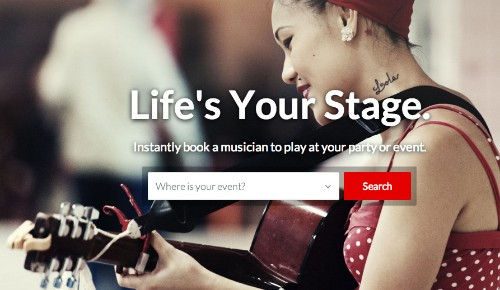 Now Sidestage Joins Gigit In The Race To Empower Bands To Get Gigs