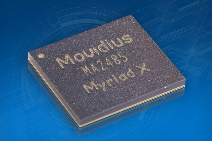 Intel shows off the Movidius Myriad X, a computer vision chip with deep learning baked-in