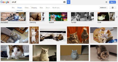 Automatically Animate GIFs In Your Google Image Search Results