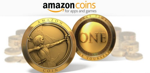 Amazon Coins Come To Android Users In U.S., U.K. & Germany