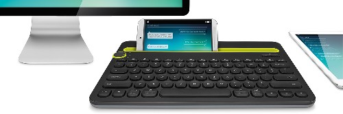 Logitech Releases A Surprisingly Useful Bluetooth Keyboard That Connects To Three Devices