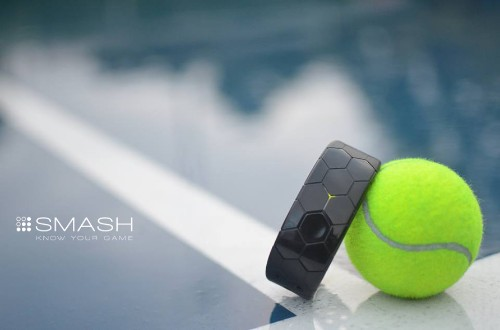 Smash Is A Wearable For Tracking Tennis Technique