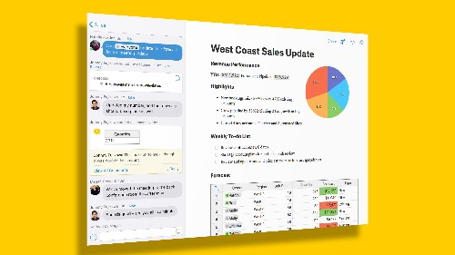 Salesforce buys word processing app Quip for $750M