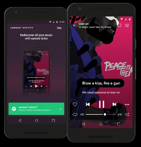 Song Lyrics App Musixmatch Hacks Its Way To 50M Downloads/30M MAUs, Adds Spotify Support