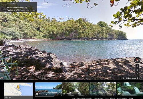 Google Releases Street View Imagery Of Hawaiian Beaches, The First From Its Trekker Loan Program