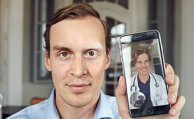Accel leads $22.8M Series A in Swedish telehealth startup, KRY