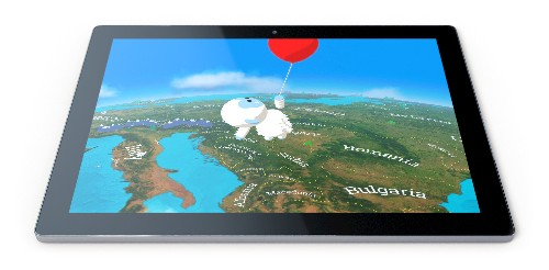 Google launches a kids' map app that lets them explore 3D imagery of the Himalayas