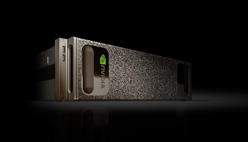 NVIDIA announces a supercomputer aimed at deep learning and AI