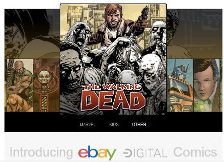 eBay Pushes Into Curating And Selling Digital Goods, Launches Dedicated Marketplace For Digital Comics