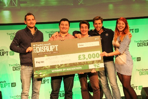 Infected Flight Wins The Disrupt Europe 2014 Hackathon Grand Prize, Appilepsy And Seeusoon Are Runners Up