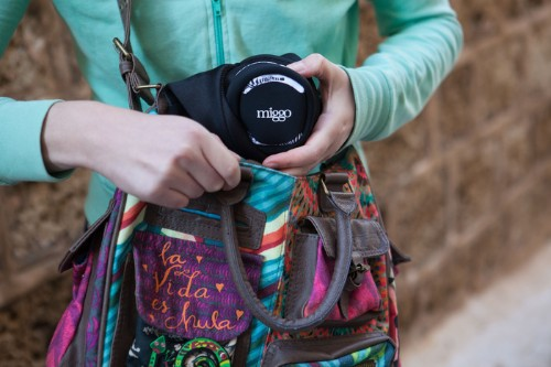 Miggo Camera Strap Protects Your Gear, Too, So You Don't Need A Bulky Camera Bag