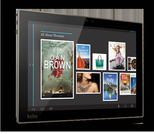 Courting All Bookworms, Kobo Debuts 3 New Reading-Friendly Arc Tablets, A New Aura E-Reader, And A Plan To Gain An Edge Over Amazon
