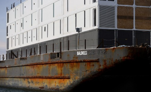 Google's Barges Likely Glass Exhibition Spaces, Lease Indicates