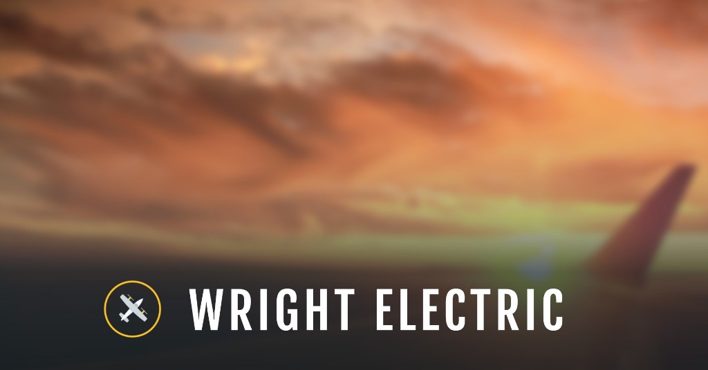 Electric Aircraft - Magazine cover