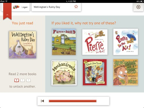 Bookboard Launches App To Encourage Children To Read More By Limiting Their Choices