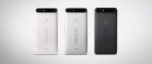 Hands-On With Google's New Nexus 5X And 6P Phones