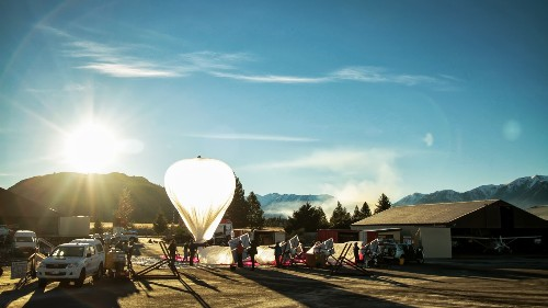 Google X Announces Project Loon: Balloon-Powered Internet For Rural, Remote And Underserved Areas